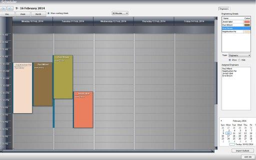 Job Scheduler
