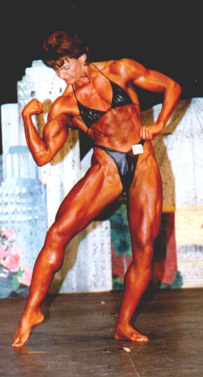 American Strength Legends Kim Bergman