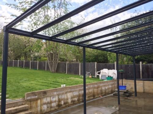 Glass Verandas Patio Terrace Amp Garden Verandas From