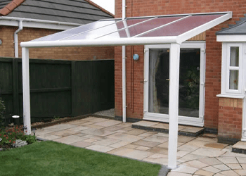 fixed roof terrace covers terrace
