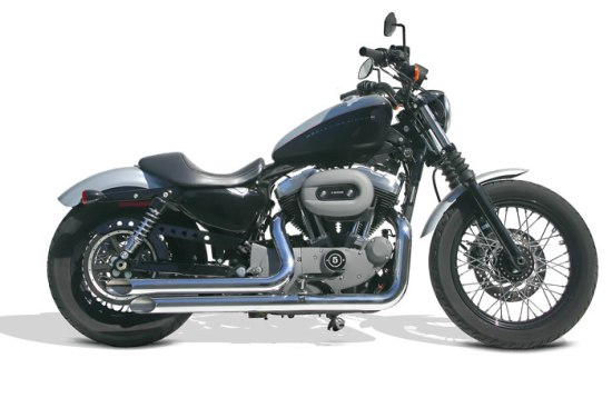 Boloney cut for Sportster