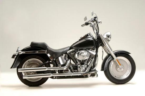 Softail Blowout