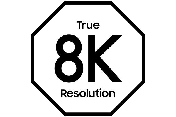 Image for True 8K Resolution (2021)