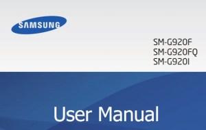 Samsung Galaxy S6 User Manual in Dutch language (Nederlands) PDF