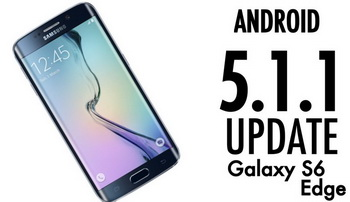 android 5.1.1 lollipop update for samsung galaxy s6