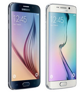 Samsung Galaxy S6 popular in B2B