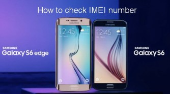 samsung galaxy s6 imei number