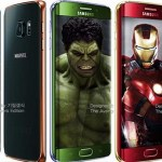 Limited Edition of Iron Man Samsung Galaxy S6 Edge