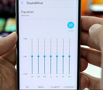 How to improve sound quality on Samsung Galaxy S6