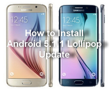 How to Install Android 5.1.1 Lollipop Update