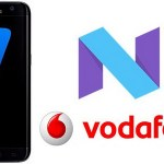 Download Vodafone Nougat firmware for Galaxy S7 and S7 Edge now!