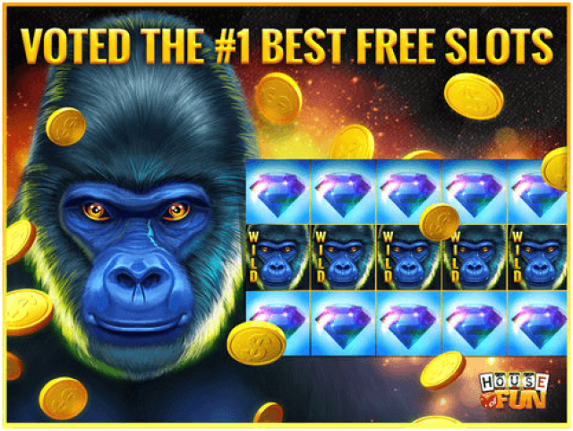 House of Fun Free Casino Slots App
