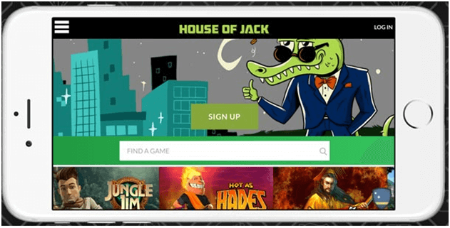 House of Jack Samsung Casino