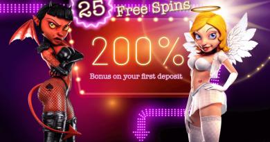 Rich Casino 25 free spins