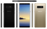Samsung Galaxy Note 8 phone plans Telstra, Optus, Vodafone and Virgin Mobile