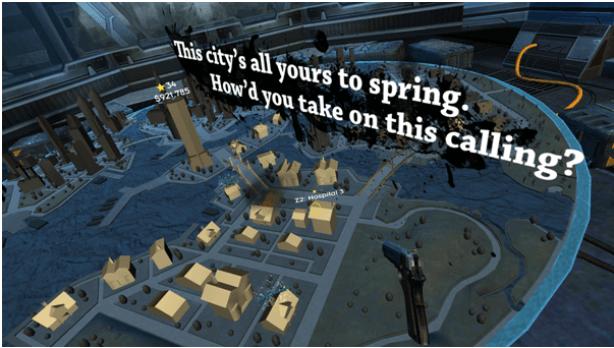 Samsung Gear VR Game-Dead Target