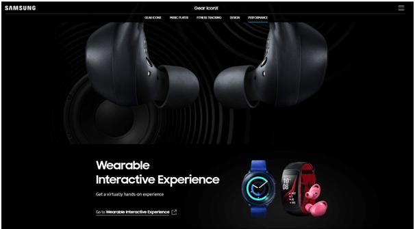 Samsung Gear Icon X- Battery