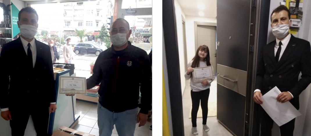 'BANA HAYALİNDEKİ ŞEHRİ ANLAT' YARIŞMASININ KAZANANLARI BELLİ OLDU