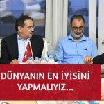Başkan Mustafa Demir'den TURMEPA'nın projesine destek