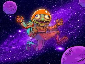Deep Space Kermit