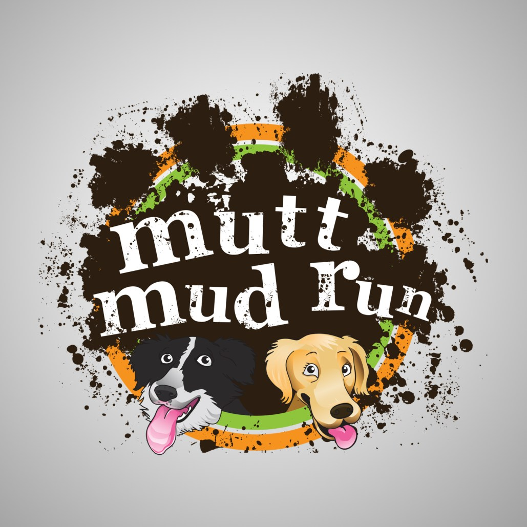Mutt Mud Run Logo