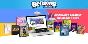 Bensons-slider