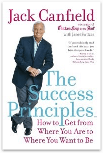 Book Summary: The Success Principles by Jack Canfield