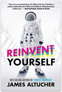 Book summary reinvent yourself by james altucher sam thomas davies reinvent yourself summary solutioingenieria Image collections