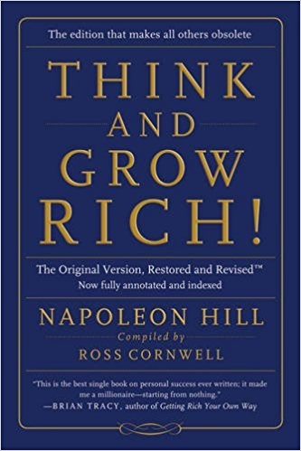 Book Summary: Think and Grow Rich by Napoleon Hill