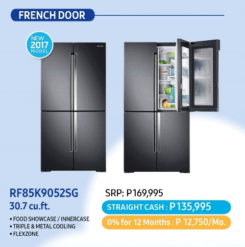 Samsung Dream Home Deals - French Door Refrigerator