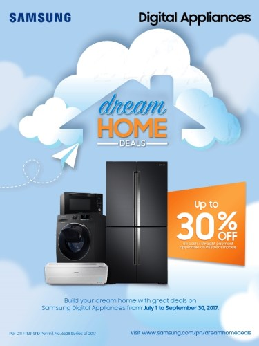 Samsung Dream Home Deals