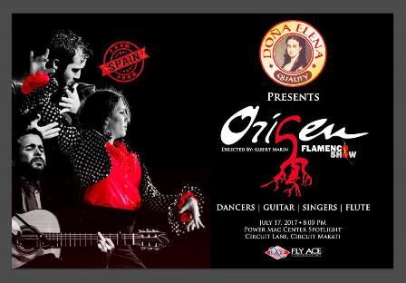 Doña Elena Origen Flamenco Show