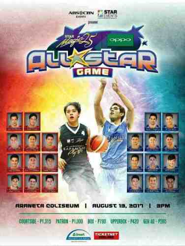 OPPO All Star Game with OPPO F3