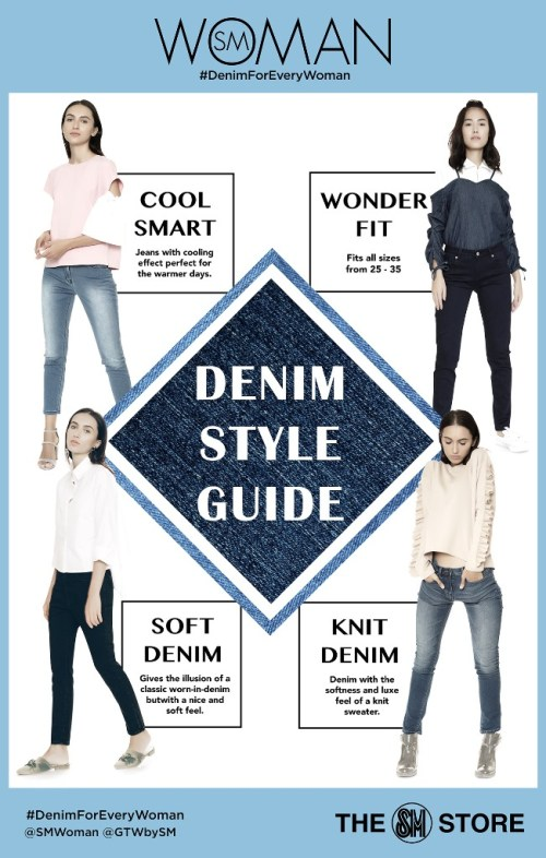 SM Woman Premium Denim Collection