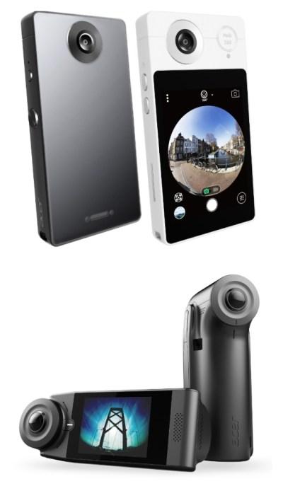 Acer 360 Cameras