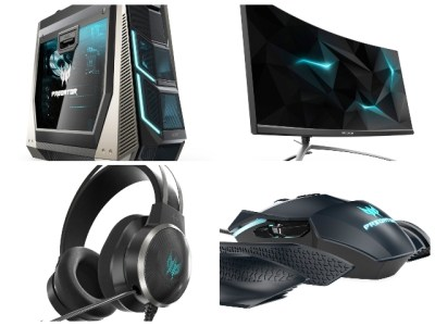 Acer Predator Gaming Arsenal