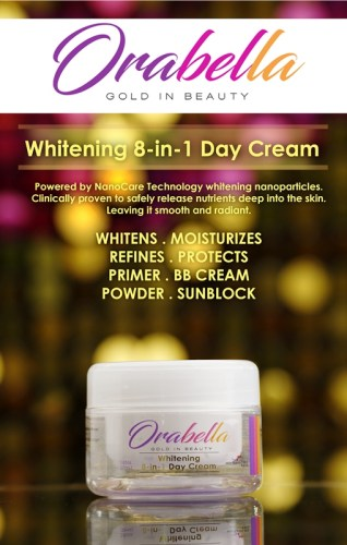 OraBella Gold in Beauty Day Cream
