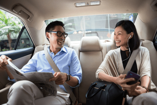 Shopback Philippines gives Cashback by using UBER
