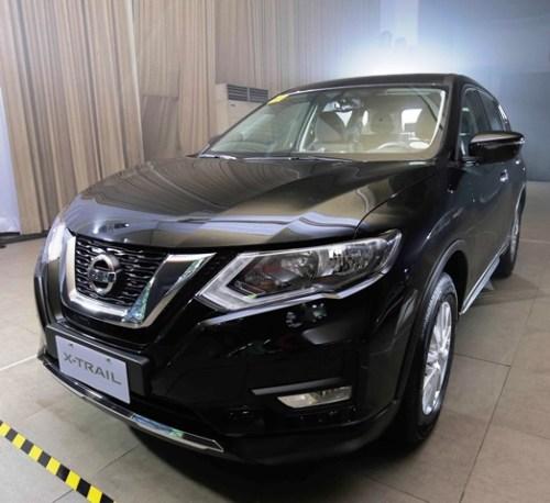 Nissan X-Trail Nissan Intelligent Mobility