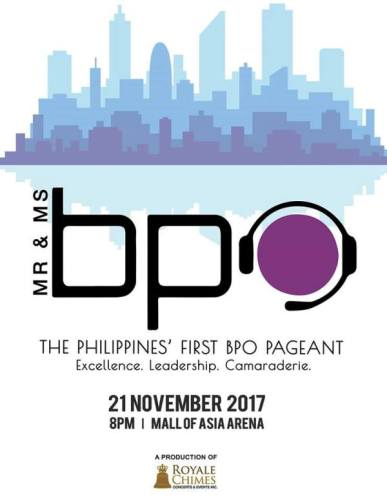 MR AND MS BPO Pageant