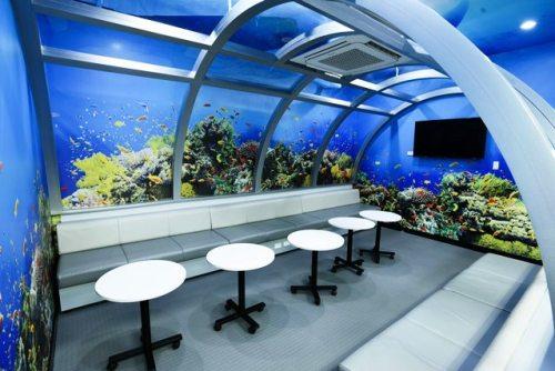 TELUS International McKinley West Ocean Park Room