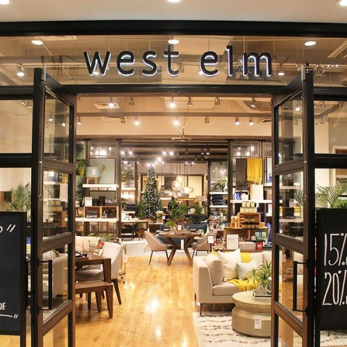 Citi Chic furniture from West Elm