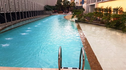 SM Kenko Spa at Winford Hotel Manila - Swimming Pool