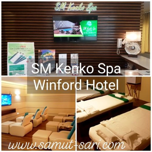 SM Kenko Spa Winford Hotel Manila