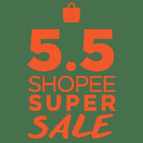 5.5 Shopee Super Sale
