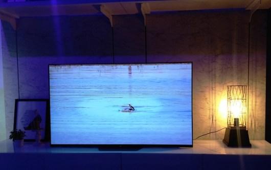 SONY BRAVIA OLED TV 2018