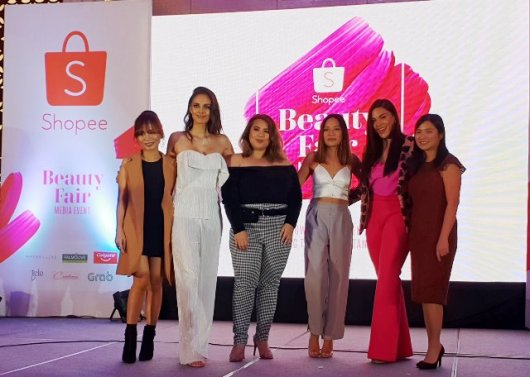 Shopee Beauty Fair Maybelline Palmolive Promotes Women Empowerment