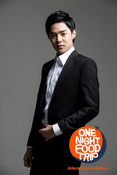 Alexander Xander Lee One Night Food Trip Returns with K-Pop's Hottest Idols