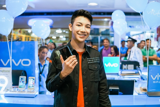 Darren Espanto Vivo V9 Mall Tour Cebu