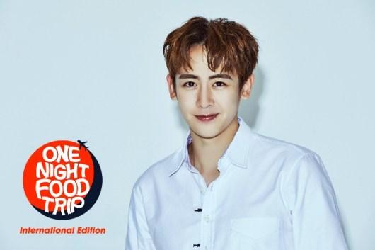 One Night Food Trip Returns with K-Pop's Hottest Idols Nichkhun